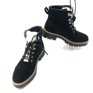 Primary Photo - BRAND: TIME AND TRU STYLE: BOOTS ANKLE COLOR: BLACK WHITE SIZE: 8.5 SKU: 262-26275-73978