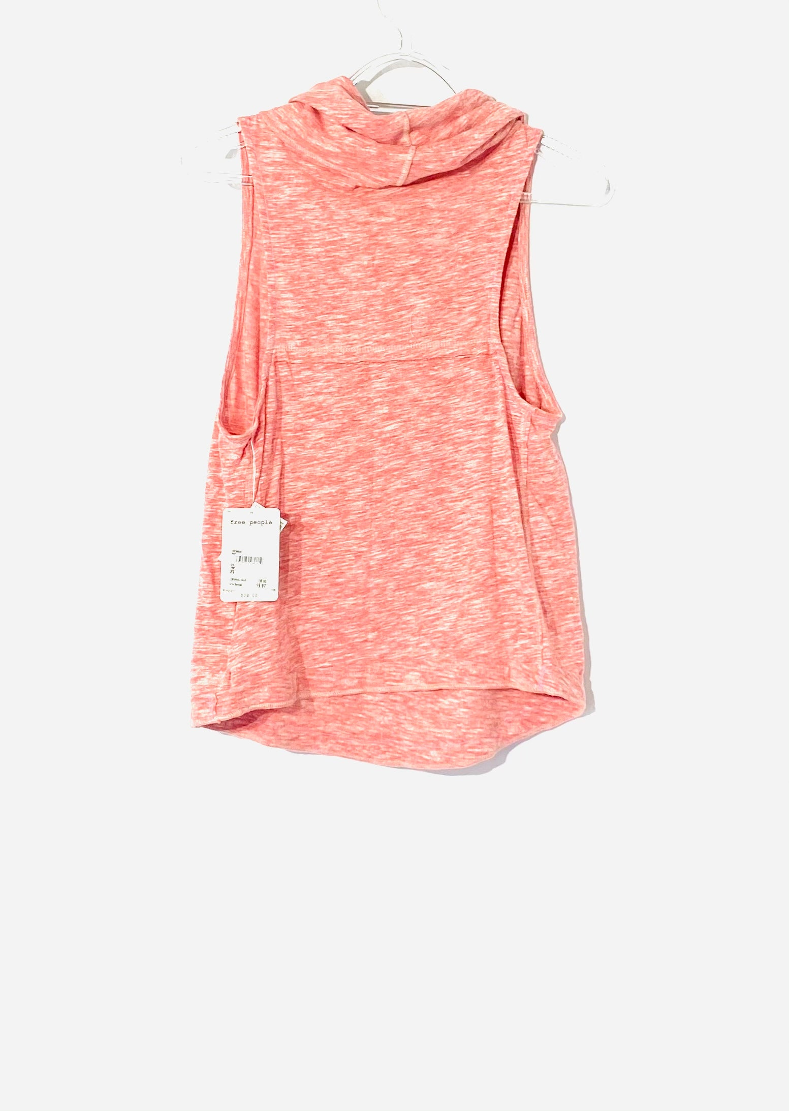 Photo #1 - BRAND: WE THE FREE<BR>STYLE: TOP SLEEVELESS <BR>COLOR: PINK RED<BR>SIZE: XS <BR>SKU: 262-26241-43623
