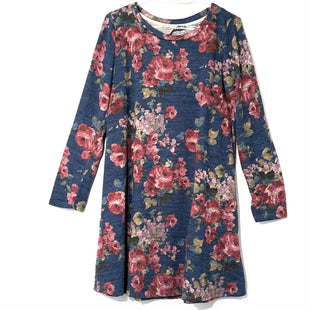 Primary Photo - BRAND: POTTERS POT STYLE: DRESS SHORT LONG SLEEVE COLOR: FLORAL SIZE: L SKU: 262-26241-41892