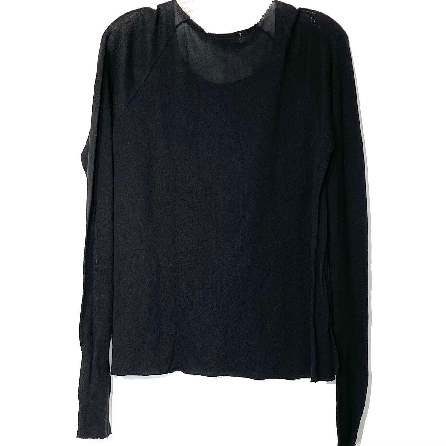 Photo #1 - BRAND:    CLOTHES MENTOR <BR>STYLE: TOP LONG SLEEVE <BR>COLOR: BLACK <BR>SIZE: S <BR>OTHER INFO: WIDFOX - <BR>SKU: 262-26275-75700
