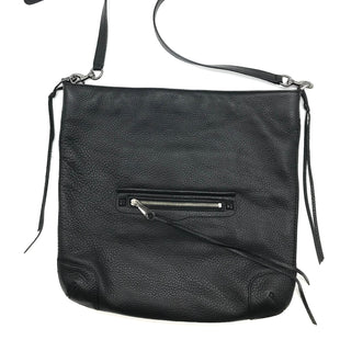 "Primary Photo - BRAND: REBECCA MINKOFF STYLE: HANDBAG DESIGNER COLOR: BLACK SIZE: LARGE 14""H X 15""L X 2""W SHOULDER DROP: 17.5""SKU: 262-26275-69202IN GOOD SHAPE AND CONDITION"