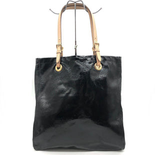 Primary Photo - BRAND: MICHAEL KORS STYLE: HANDBAG DESIGNER COLOR: BLACK SIZE: LARGE SKU: 262-26211-143865GENTLEST WEAR ON HANDLES AND HARDWARE (SEE PICS)