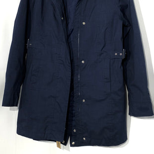 Primary Photo - BRAND: NORTH FACE STYLE: RAIN JACKET OUTDOOR COLOR: NAVY SIZE: S SKU: 262-26275-67345DESIGNER FINAL