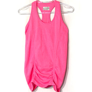 Primary Photo - BRAND: ATHLETA STYLE: ATHLETIC TANK TOP COLOR: HOT PINK SIZE: XS SKU: 262-26275-74612