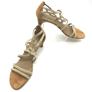 Primary Photo - BRAND: DONALD J PILNER STYLE: SANDALS LOW COLOR: BEIGE SIZE: 10MSKU: 262-26275-76989