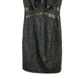 Primary Photo - BRAND: REBECCA TAYLOR STYLE: DRESS SHORT SLEEVELESS COLOR: CHARCOAL SIZE: S SKU: 262-26275-66476DESIGNER FINAL