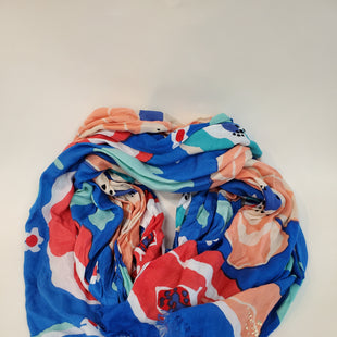 Primary Photo - BRAND: KATE SPADE STYLE: SCARF COLOR: MULTI FLORALSKU: 262-26275-52356AS ISDESIGNER ITEM FINAL SALE