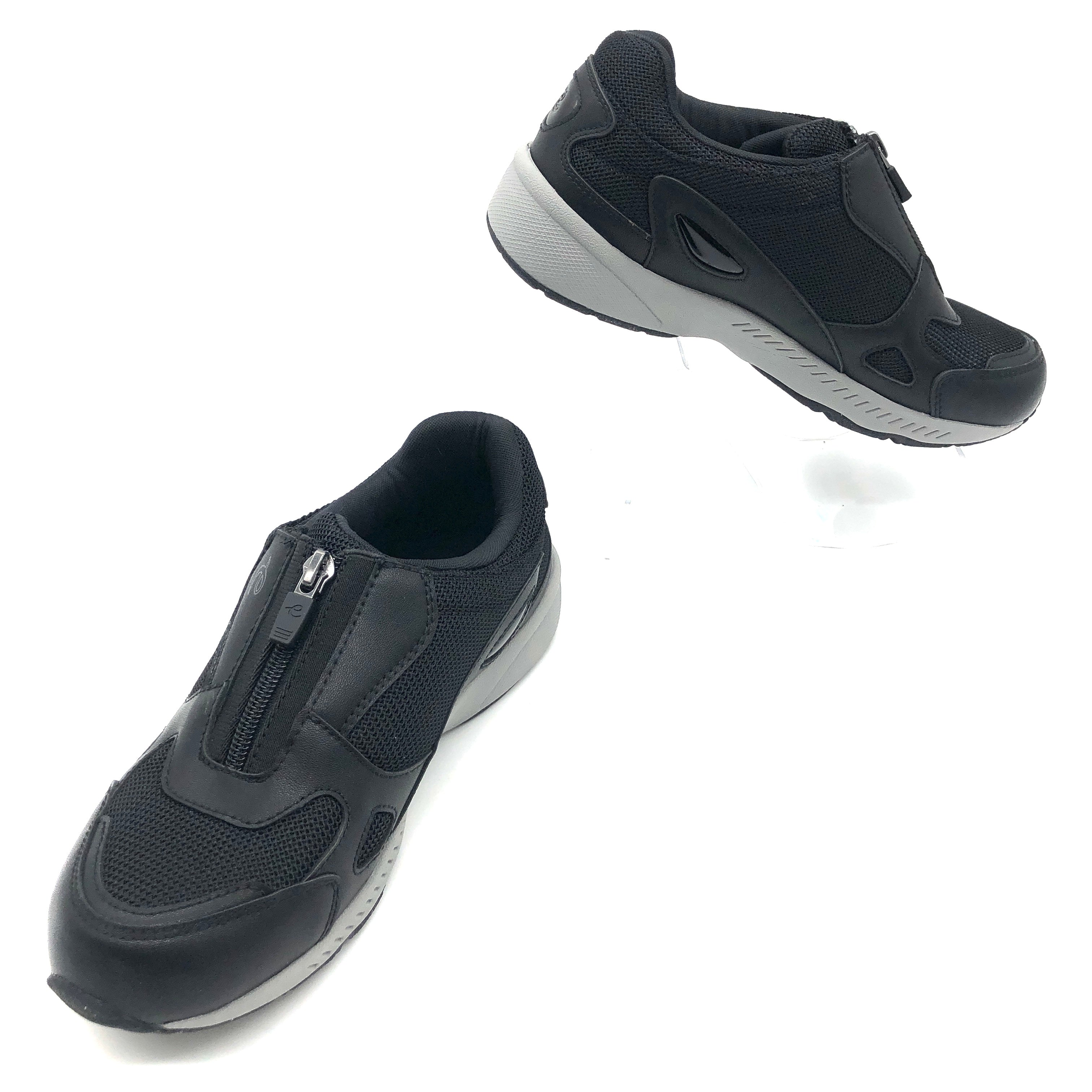 Primary Photo - BRAND: EASY SPIRIT <BR>STYLE: SHOES ATHLETIC <BR>COLOR: BLACK <BR>SIZE: 6 <BR>SKU: 262-26275-76521