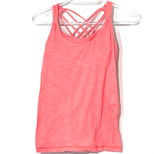 Primary Photo - BRAND: LULULEMON STYLE: ATHLETIC TANK TOP COLOR: PINKSIZE: 2 SKU: 262-26275-76360ONE BRA INSERT MISSING AS IS