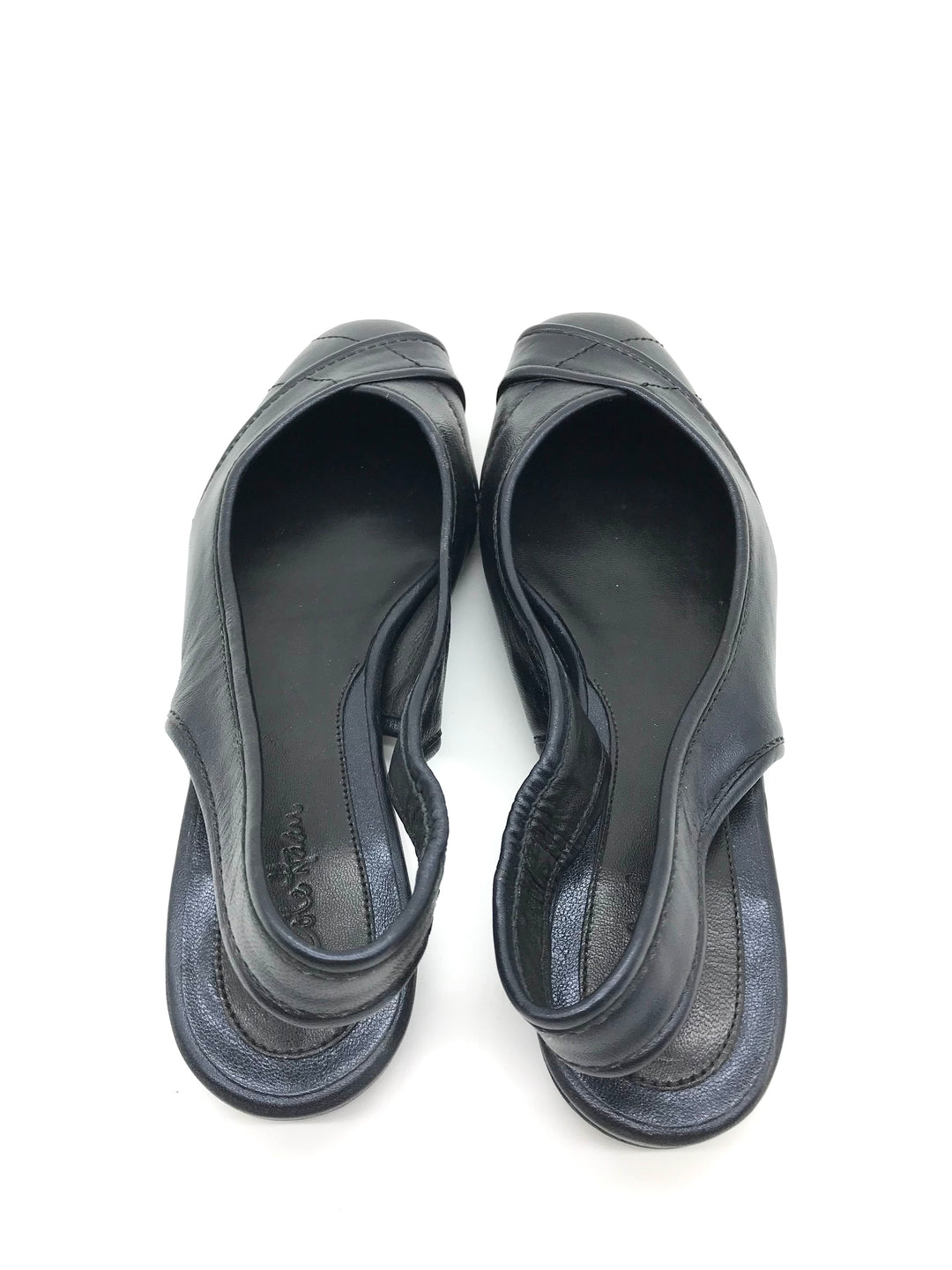 Photo #2 - BRAND: COLE-HAAN<BR>STYLE: SANDALS FLAT <BR>COLOR: BLACK <BR>SIZE: 8<BR>SKU: 262-26275-69107<BR>NEW CONDITION WITHOUT TAGS