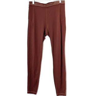 Primary Photo - BRAND: LULULEMON STYLE: ATHLETIC PANTS COLOR: MAROON SIZE: 10 SKU: 262-26241-46349