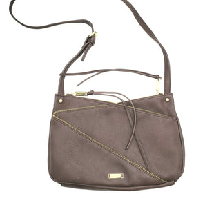 Primary Photo - BRAND: JOES JEANS STYLE: HANDBAG COLOR: BROWN SIZE: SMALL SKU: 262-26275-67904AS IS APPROX 12×8×1.5