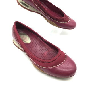 Primary Photo - BRAND: COLE-HAANSTYLE: SHOES FLATS COLOR: RASPBERRY SIZE: 8 SKU: 262-26275-69104AS IS