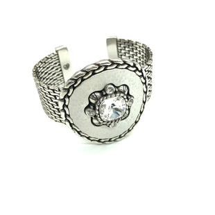Primary Photo - BRAND: BRIGHTON STYLE: BRACELET COLOR: SILVER SKU: 262-262101-2547AS IS DESIGNER BRAND FINAL SALE