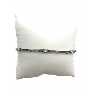 Primary Photo - BRAND:  CMA STYLE: BRACELET COLOR: SILVER OTHER INFO: JUDITH JACK - SKU: 262-262101-3319DESIGNER BRAND FINAL SALE AS IS