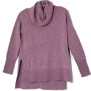 Primary Photo - BRAND: TAHARI STYLE: SWEATER CASHMERE COLOR: LILAC SIZE: XS SKU: 262-26211-141873100% CASHMERE GENTLEST FUZZINESS AS IS