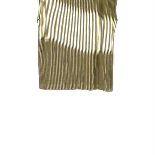 Primary Photo - BRAND: LAFAYETTE 148 STYLE: TOP SLEEVELESS CAPPEDCOLOR: BEIGE OLIVE SIZE: XL SKU: 262-26275-7122860% COTTON40% VISCOSE
