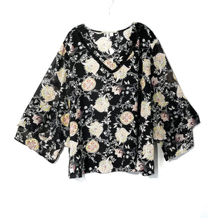 Primary Photo - BRAND:    EST 1946STYLE: TOP LONG SLEEVE COLOR: FLORAL SIZE: 3X/26-28WOTHER INFO: EST 1946 - SKU: 262-26275-73821