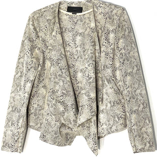 Primary Photo - BRAND: BLANKNYC STYLE: JACKET OUTDOOR COLOR: SNAKESKIN PRINT SIZE: L SKU: 262-26241-46826FAUX ANIMAL PRINT