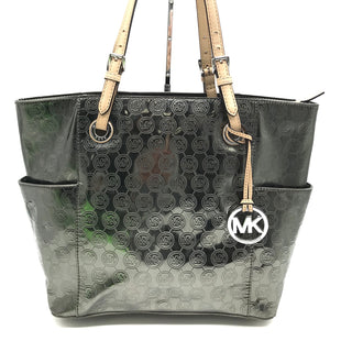 Primary Photo - BRAND: MICHAEL KORS STYLE: HANDBAG COLOR: METALLIC SIZE: LARGE SKU: 262-262101-1751GENTLE WEAR, CANDY STAIN IN THE INTERIOR LINING - AS IS