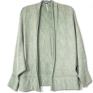 Primary Photo - BRAND: FREE PEOPLE STYLE: SWEATER CARDIGAN LIGHTWEIGHT COLOR: MINT SIZE: S SKU: 262-26211-143443GENTLEST FUZZINESS AS IS