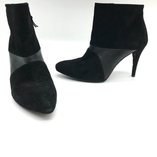Primary Photo - BRAND: STUART WEITZMAN STYLE: BOOTS ANKLE COLOR: BLACK SIZE: 9 SKU: 262-26275-60049AS IS SOME WEAR DESIGNER BRAND FINAL SALE