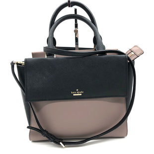 "Primary Photo - BRAND: KATE SPADE STYLE: HANDBAG DESIGNER COLOR: MULTI SIZE: MEDIUM SKU: 262-26275-74690APPROX. 10""L (BASE)/13""L (TOP) X 9.25""H X 5""D. SOME SLIGHT WEAR"