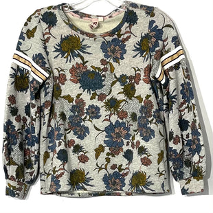 Primary Photo - BRAND: DOLAN LEFT COAST STYLE: TOP LONG SLEEVE COLOR: FLORAL SIZE: XS SKU: 262-26241-42338