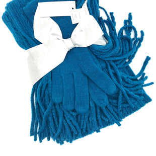 Primary Photo - BRAND: NEW YORK AND CO STYLE: GLOVES AND SCARFCOLOR: BLUESKU: 262-26275-68781NEW CONDITION