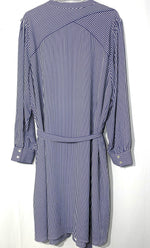 Photo #1 - BRAND: ANN TAYLOR LOFT PLUS<BR>STYLE: DRESS SHORT LONG SLEEVE <BR>COLOR: STRIPED <BR>SIZE: 2X <BR>SKU: 262-26211-140548
