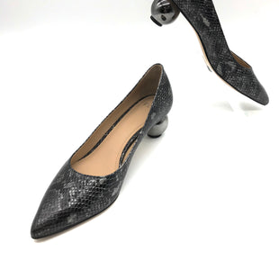 Primary Photo - BRAND:    PLV STYLE: SHOES LOW HEEL COLOR: SNAKESKIN PRINT SIZE: 8 OTHER INFO: PLV - SKU: 262-26275-69435
