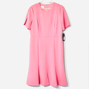 Primary Photo - BRAND: DONNA MORGAN STYLE: DRESS SHORT SHORT SLEEVE COLOR: LIGHT PINK SIZE: XL /14SKU: 262-26275-58926