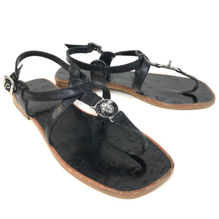Primary Photo - BRAND: MARC BY MARC JACOBS STYLE: SANDALS FLAT COLOR: BLACK SIZE: 7.5 SKU: 262-26285-2601