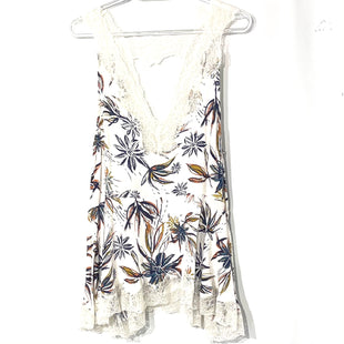 Primary Photo - BRAND: FREE PEOPLE STYLE: TOP SLEEVELESS COLOR: FLORAL SIZE: S SKU: 262-26211-141977
