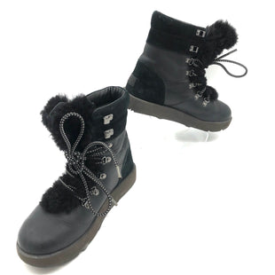 Primary Photo - BRAND: UGG STYLE: BOOTS ANKLE COLOR: BLACK SIZE: 7 SKU: 262-26275-76974SOME SLIGHT SPOTS