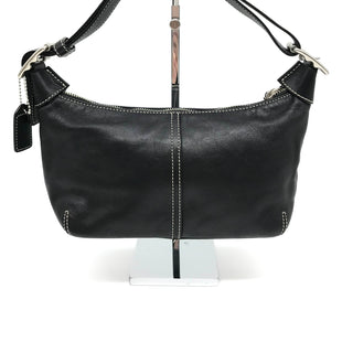 "Primary Photo - BRAND: COACH STYLE: HANDBAG DESIGNER COLOR: BLACK SIZE: SMALL SKU: 262-26275-69934AS IS DESIGNER BRAND FINAL SALE APPROX 11""X5""X4"""
