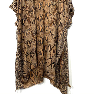 Primary Photo - BRAND:   LOVE OFFASHIONSTYLE: SHAWL COLOR: ANIMAL PRINT SIZE: M/LOTHER INFO: LOVE OF FASHION - SKU: 262-26211-141036