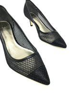 Photo #1 - BRAND: ADRIANNA PAPELL <BR>STYLE: SHOES LOW HEEL <BR>COLOR: BLACK <BR>SIZE: 8 <BR>SKU: 262-26275-70675<BR>AS IS<BR>