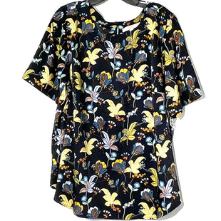 Primary Photo - BRAND: ANN TAYLOR LOFT PLUSSTYLE: TOP SHORT SLEEVE COLOR: FLORAL SIZE: 2X/20SKU: 262-262101-1606