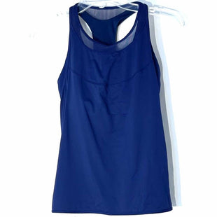 Primary Photo - BRAND: LULULEMON STYLE: ATHLETIC TANK TOP COLOR: NAVY SIZE: 6 SKU: 262-26211-144700