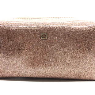 "Primary Photo - BRAND: KATE SPADE STYLE: MAKEUP BAG COLOR: SPARKLES SIZE: MEDIUM SKU: 262-26241-46717APPROX. 7.75""L X 4""H X 4""D"