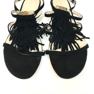 Primary Photo - BRAND: MARC FISHER STYLE: SANDALS FLAT COLOR: BLACK SIZE: 9 SKU: 262-26275-61565AS IS