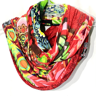 Primary Photo - BRAND: DESIGUAL STYLE: SCARF COLOR: MULTI SKU: 262-26211-143025INFINITY STYLEGENTLEST FADE AND STATICKY
