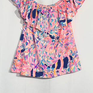 Primary Photo - BRAND: LILLY PULITZER STYLE: TOP SHORT SLEEVE COLOR: MULTI SIZE: S SKU: 262-26275-66004ACTUAL COLOR MUCH MORE VIBRANT THAN PHOTOS SHOWDESIGNER FINAL