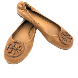 Primary Photo - BRAND: TORY BURCH STYLE: SHOES FLATS COLOR: TAN SIZE: 6 SKU: 262-26211-145318COUPLE SLIGHT MARKS, AS IS