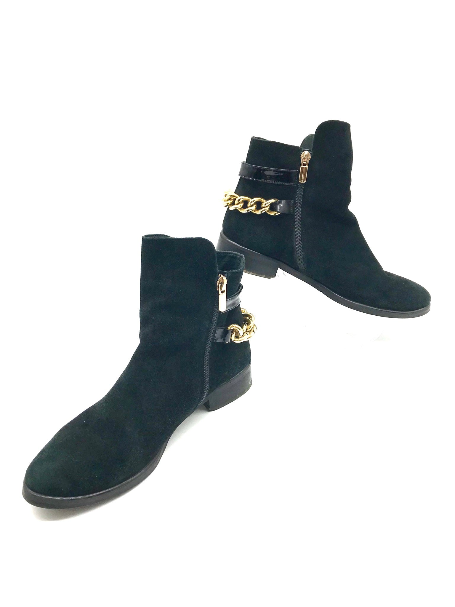 Primary Photo - BRAND:    ITALY DESIGN / CHARMISS <BR>STYLE: BOOTS ANKLE <BR>COLOR: BLACK <BR>SIZE: 7 <BR>OTHER INFO: CHARMISS - <BR>SKU: 262-26275-68602