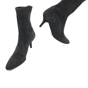 Primary Photo - BRAND: STUART WEITZMAN STYLE: BOOTS ANKLE COLOR: GREY SIZE: 5.5 SKU: 262-26275-68669