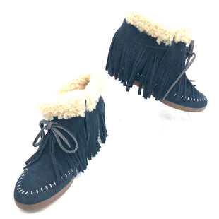 Primary Photo - BRAND: KOOLABURRA BY UGG STYLE: BOOTS ANKLE COLOR: NAVY SIZE: 6 SKU: 262-26275-75832