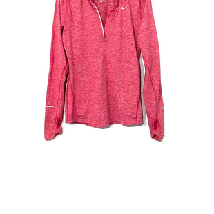 Primary Photo - BRAND: NIKE APPAREL STYLE: ATHLETIC TOP COLOR: PINK SIZE: S SKU: 262-26275-71186DRI-FIT
