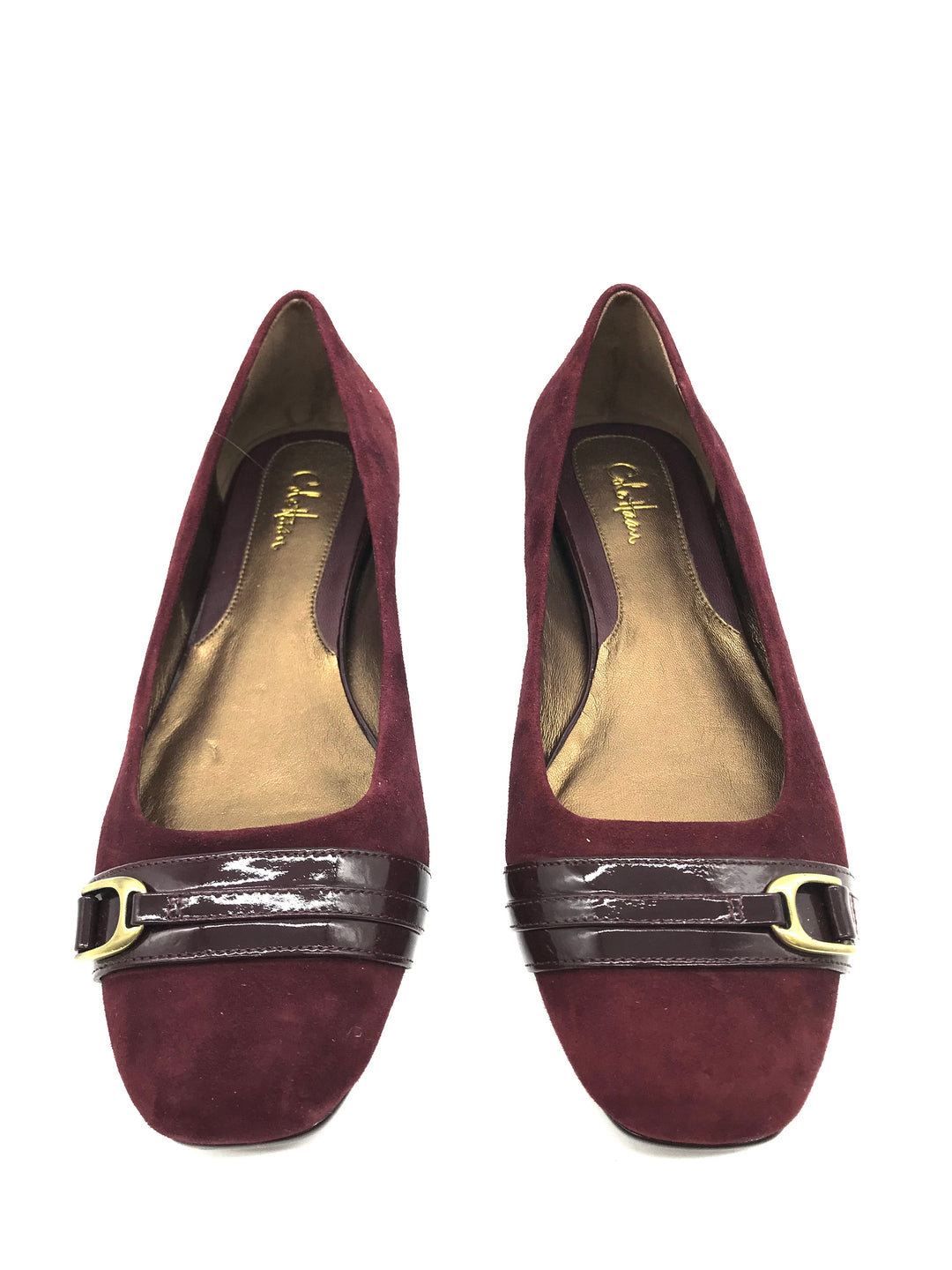 Photo #3 - BRAND: COLE-HAAN <BR>STYLE: SHOES FLATS <BR>COLOR: RED <BR>SIZE: 8 <BR>SKU: 262-26275-69376<BR><BR>MAY BE SOME SLIGHT SIGNS OF RUBBING